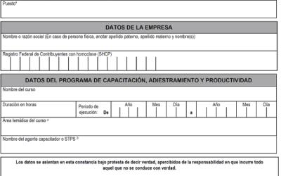 Todo sobre el certificado ó licencia DC-3 para operador de montacargas en México